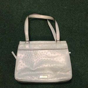 Kate Spade small 3 pocket purse. MINT in color.